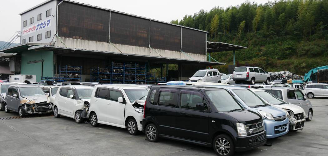 福岡県・大分県の廃車買取りのオートリサイクルナカシマ